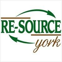 Re-Source York