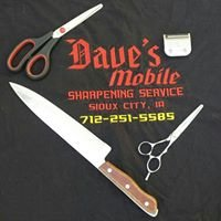 Dave's Mobile Sharpening Service