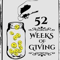 52 Weeks of Giving