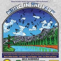 Tahoe Paradise Music in the Park