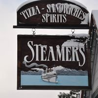 Steamers Beach Side Pizza Bar & Oven