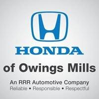 Honda of Owings Mills