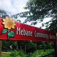 Mebane Community Garden