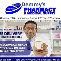Demmy's Pharmacy & Medical Supply