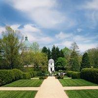 Annapolis William Paca Garden Weddings