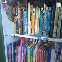 Little Free Library at LPB