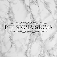 Phi Sigma Sigma at Saginaw Valley State