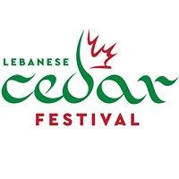 Lebanese Cedar Festival
