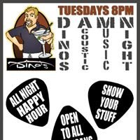 Dino's Acoustic Music Night- DAMN