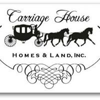 Carriage House Homes & Land, Lic. TN Real Estate Firm: 615 224 3578