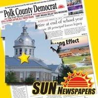 Polk County Democrat