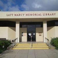 Latt Maxcy Memorial Library - Frostproof