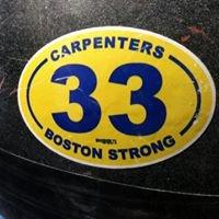 Carpenters Local 33