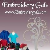 Embroidery Gals