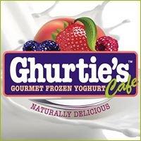 Ghurtie's Gourmet Frozen Yoghurt Cafe