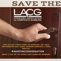 LACG Louisiana Association on Compulsive Gambling
