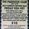 THE PADDOCK CLUB