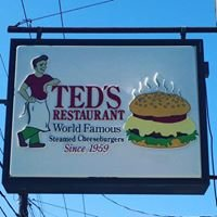 World Famous Ted's Steamed Cheeseburgers