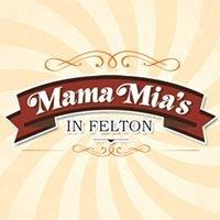 Mama Mia's in Felton