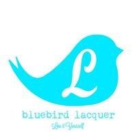 Bluebird Lacquer Bath and Body
