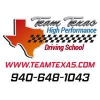 Team Texas High Performance Driving School