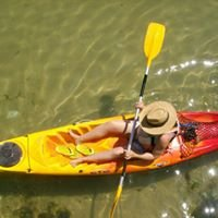 Kayak Paddle Sur une île Saint Denis Oléron