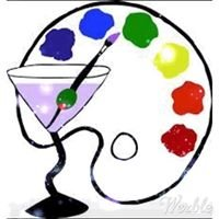 Cre8tive Events Maine - Art Craft Paint Party Nite - FuN Sue & Crew