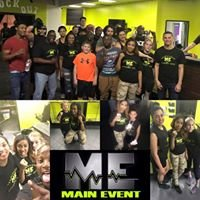 Main Event Fitness Center Boxing, MMA, Kickboxing and Fitness