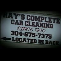 Ray's Complete Car Cleaning