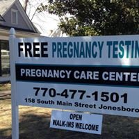 Pregnancy Care Center in Clayton County