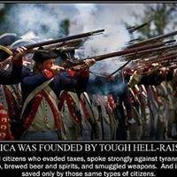 Cascade Centennial Chapter Sons of the American Revolution