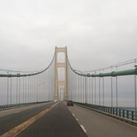 Mackinac Bridge- Upper Michigan Pennisula