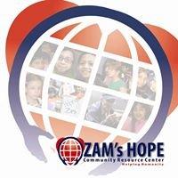 ZAMS HOPE - HELPING HUMANITY
