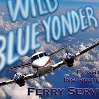 Wild Blue Yonder Flight Instruction & Ferry Service