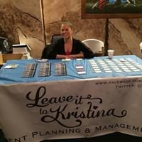 Leave it to Kristina - Event Planning & Management