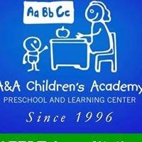 A&A Children's Academy