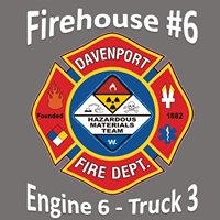 Davenport Fire Department, Fire Station #6