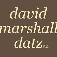 David Marshall Datz P.C.