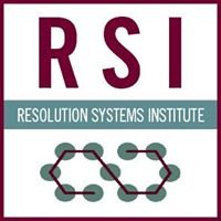 Resolution Systems Institute