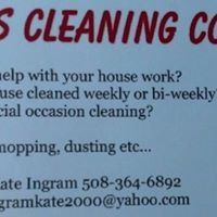 Kate's Cleaning Company
