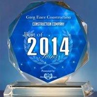 Greg Ence Construction