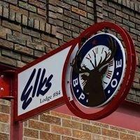 Burlington Iowa Elks Lodge #84