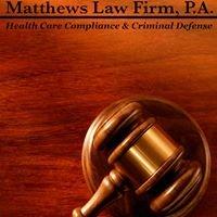 Matthews Law Firm, P.A.
