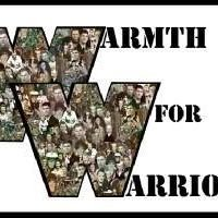 Warmth for Warriors
