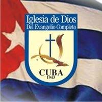 Iglesia de Dios del Evangelio Completo en CUBA