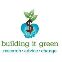 Building it Green