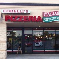 Corellis Italian restaurant