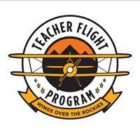 Wings Over the Rockies Teacher Flight Program