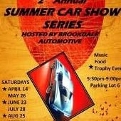 Brookdale Auto Events