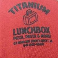 Titanium Lunchbox 1